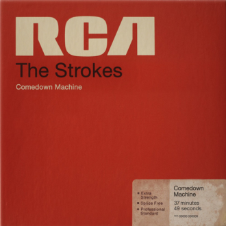 The Strokes – Comedown Machine