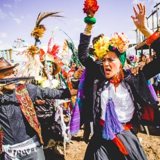 Boomtown festival launches immersive theatre camping experience