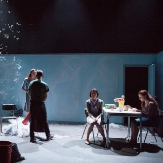 C/T Review: Lippy, Young Vic Theatre