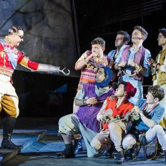 REVIEW: Peter Pan, Regent's Park Open Air Theatre
