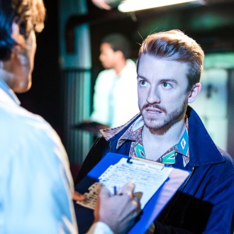 THEATRE REVIEW: AS IS, TRAFALGAR STUDIOS