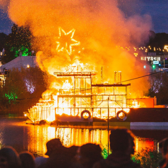 Review: The Secret Garden Party 2015