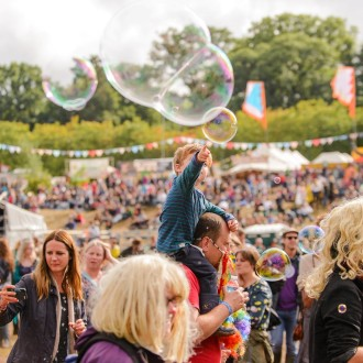Review: Green Man Festival 2015