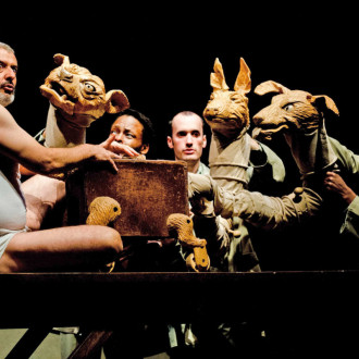 Theatre Review: UBU and the Truth Commission