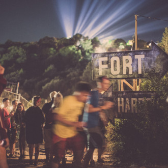 Travel | Dimensions Festival: Partying in an Abandoned Fort