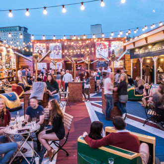 Underbelly Festival 2017 to merge with London Wonderground