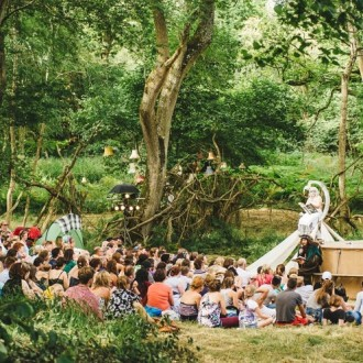 Wilderness theatre review: A-Listers & Folklorean woodland tales