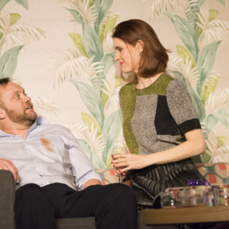 Beginning review, National Theatre: romance is both thrilling and excruciating in this gentle tale