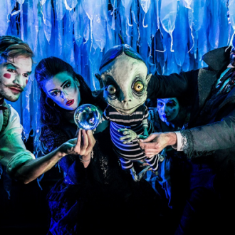 The Terrible Infants review, Wilton's Music Hall