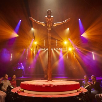 La Soiree review, Aldwych Theatre: an epidemic of festive filth