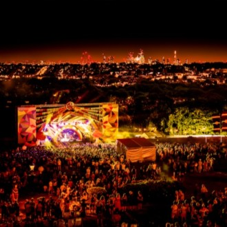 Kaleidoscope festival 2018 review: London festival with immersive theatre against London's skyline