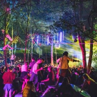 Lost Village review 2018: Emerging dance music festival's theme is a work in progress