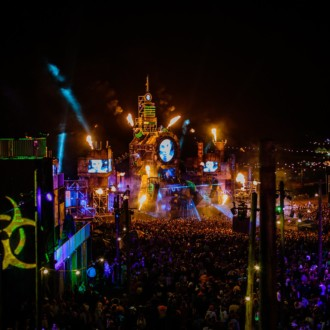 Boomtown review: Climate change and Extinction Rebellion inspire UK's most creative festival